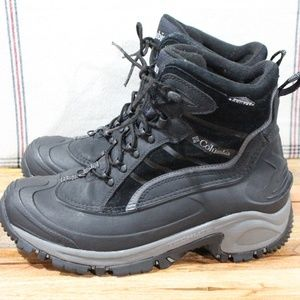 Columbia Bugaboot Winter Waterproof Hiking Boots
